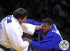 Oscar Brayson (CUB), Renat Saidov (RUS) - Grand Slam Paris (2014, FRA) - © IJF Media Team, International Judo Federation