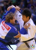 Takanori Nagase (JPN), Loïc Pietri (FRA) - World Championships Chelyabinsk (2014, RUS) - © IJF Media Team, International Judo Federation