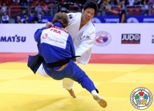 Takanori Nagase (JPN) - World Championships Chelyabinsk (2014, RUS) - © IJF Media Team, International Judo Federation