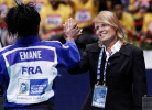 Martine Dupond (FRA) - World Championships Rio de Janeiro (2013, BRA) - © IJF Media Team, International Judo Federation