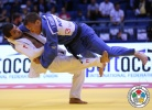 Amiran Papinashvili (GEO), Jeroen Mooren (NED) - World Championships Chelyabinsk (2014, RUS) - © IJF Media Team, International Judo Federation