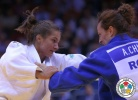 Majlinda Kelmendi (KOS), Andreea Chitu (ROU) - World Championships Chelyabinsk (2014, RUS) - © IJF Media Team, IJF
