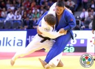 Yertugan Torenov (KAZ), Musa Mogushkov (RUS) - World Championships Chelyabinsk (2014, RUS) - © IJF Media Team, International Judo Federation
