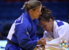 Marti Malloy (USA), Telma Monteiro (POR) - World Championships Chelyabinsk (2014, RUS) - © IJF Media Team, International Judo Federation