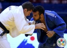 Alain Aprahamian (URU), Victor Penalber (BRA) - World Championships Chelyabinsk (2014, RUS) - © IJF Media Team, International Judo Federation