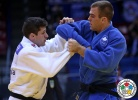 Victor Penalber (BRA), Antoine Valois-Fortier (CAN) - World Championships Chelyabinsk (2014, RUS) - © IJF Media Team, International Judo Federation
