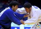 Soyib Kurbonov (UZB), Tagir Khaibulaev (RUS) - World Championships Chelyabinsk (2014, RUS) - © IJF Media Team, International Judo Federation