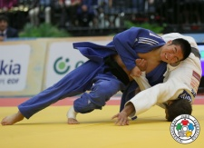 In Hyuk Choi (KOR) - World Championships Juniors Fort Lauderdale (2014, USA) - © IJF Media Team, International Judo Federation