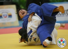 Sarah Asahina (JPN) - World U21 Championships Fort Lauderdale (2014, USA) - © IJF Media Team, IJF