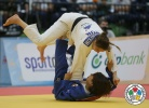 Dilara Lokmanhekim (TUR), Ami Kondo (JPN) - World Championships Juniors Fort Lauderdale (2014, USA) - © IJF Media Team, International Judo Federation