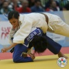 Mako Uchio (JPN), Jessica Pereira (BRA) - World Championships Juniors Fort Lauderdale (2014, USA) - © IJF Media Team, International Judo Federation