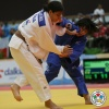 Jessica Pereira (BRA), Mako Uchio (JPN) - World Championships Juniors Fort Lauderdale (2014, USA) - © IJF Media Team, International Judo Federation