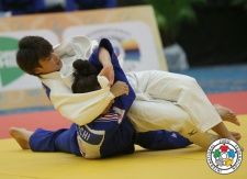 Christa Deguchi (JPN) - World Junior Team Championships Fort Lauderdale (2014, USA) - © IJF Media Team, IJF
