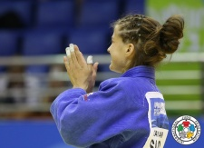 Marusa Stangar (SLO) - Youth Olympic Games Nanjing (2014, CHN) - © IJF Media Team, International Judo Federation