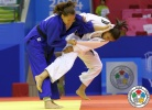 Elvismar Rodriguez (VEN), Morgane Duchene (FRA) - Youth Olympic Games Nanjing (2014, CHN) - © IJF Media Team, International Judo Federation