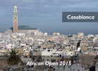 African Open Casablanca (2015, MAR)