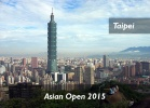 Asian Open Taipei (2015, TPE)