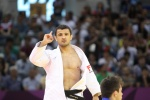 Amiran Papinashvili (GEO) - European Games Baku (2015, AZE) - © Emir Incegul, Turkish Judo Federation