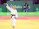 Telma Monteiro (POR) - European Games Baku (2015, AZE) - © Emir Incegul, Turkish Judo Federation