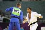 Dex Elmont (NED) - European Games Baku (2015, AZE) - © Emir Incegul, Turkish Judo Federation