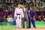 Inna Cherniak (UKR) - European Games Baku (2015, AZE) - © Emir Incegul, Turkish Judo Federation
