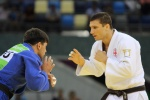 Beka Gviniashvili (GEO), Varlam Liparteliani (GEO) - European Games Baku (2015, AZE) - © Emir Incegul, Turkish Judo Federation