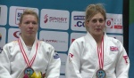 Kerstin Teichert (GER), Gemma Gibbons (GBR) - European Open Oberwart (2015, AUT) - © JudoInside.com, judo news, results and photos