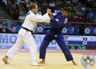 Rok Draksic (SLO), Miklós Ungvári (HUN) - Grand Prix Budapest (2015, HUN) - © IJF Media Team, International Judo Federation