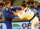 Igor Wandtke (GER), Dirk Van Tichelt (BEL) - Grand Prix Budapest (2015, HUN) - © IJF Media Team, International Judo Federation