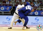 Célio Dias (POR), Romain Buffet (FRA) - Grand Prix Budapest (2015, HUN) - © IJF Media Team, International Judo Federation