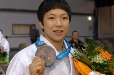 BoKyeong Jeong (KOR) - Grand Prix Düsseldorf (2015, GER) - © JudoInside.com, judo news, results and photos