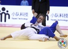 Gili Cohen (ISR) - Grand Prix Qingdao (2015, CHN) - © IJF Media Team, International Judo Federation