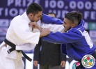 Walide Khyar (FRA), Aibek Imashev (KAZ) - Grand Prix Qingdao (2015, CHN) - © IJF Media Team, International Judo Federation
