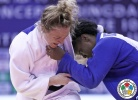 Hannah Martin (USA), Maricet Espinosa (CUB) - Grand Prix Qingdao (2015, CHN) - © IJF Media Team, International Judo Federation