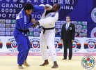 Teddy Riner (FRA), SungMin Kim (KOR) - Grand Prix Qingdao (2015, CHN) - © IJF Media Team, International Judo Federation