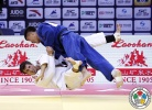 Uuganbaatar Otgonbaatar (MGL) - Grand Prix Qingdao (2015, CHN) - © IJF Media Team, International Judo Federation