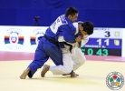 Ilgar Mushkiyev (AZE), Aibek Imashev (KAZ) - Grand Prix Qingdao (2015, CHN) - © IJF Media Team, International Judo Federation