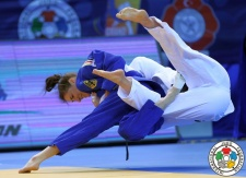 Viola Waechter (GER) - Grand Prix Samsun (2015, TUR) - © IJF Media Team, International Judo Federation