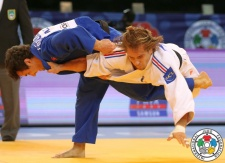 Loïc Pietri (FRA), Sergiu Toma (UAE) - Grand Prix Samsun (2015, TUR) - © IJF Media Team, International Judo Federation