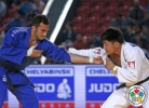 Baruch Shmailov (ISR), Tumurkhuleg Davaadorj (MGL) - Grand Prix Tbilisi (2015, GEO) - © IJF Media Team, International Judo Federation