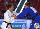 Sumiya Dorjsuren (MGL), Vlora Bedeti (SLO) - Grand Prix Tbilisi (2015, GEO) - © IJF Media Team, International Judo Federation
