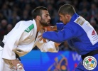 Huseyn Rahimli (AZE), Lasha Shavdatuashvili (GEO) - Grand Prix Tbilisi (2015, GEO) - © IJF Media Team, International Judo Federation