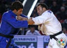 Zviad Kapanadze (GEO), Nyam-Ochir Sainjargal (MGL) - Grand Prix Tbilisi (2015, GEO) - © IJF Media Team, International Judo Federation