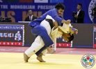 Vazha Margvelashvili (GEO), Hifumi Abe (JPN) - Grand Prix Ulaanbaatar (2015, MGL) - © IJF Media Team, International Judo Federation