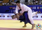 Uuganbaatar Otgonbaatar (MGL), Dominic Ressel (GER) - Grand Prix Ulaanbaatar (2015, MGL) - © IJF Media Team, International Judo Federation