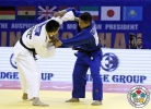 Shuai Sun (CHN), Miyaragchaa Sanjaasuren (MGL) - Grand Prix Ulaanbaatar (2015, MGL) - © IJF Media Team, International Judo Federation