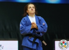 Distria Krasniqi (KOS) - Grand Prix Zagreb (2015, CRO) - © IJF Media Team, International Judo Federation