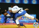 Ana Laura Portuondo Isasi (CAN), Madeleine Malonga (FRA) - Grand Prix Zagreb (2015, CRO) - © IJF Media Team, International Judo Federation