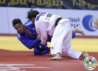 Ashley McKenzie (GBR) - Grand Slam Abu Dhabi (2015, UAE) - © IJF Media Team, International Judo Federation