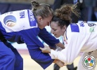 Andreea Chitu (ROU), Jaana Sundberg (FIN) - Grand Slam Abu Dhabi (2015, UAE) - © IJF Media Team, International Judo Federation
